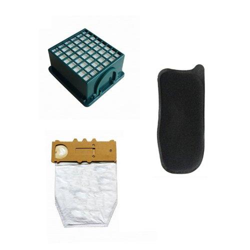 Cimc Llc Hepa Micro Filter Motor Carbon Filter Vacuum Cleaner Dust Bag Replacement For Vorwerk Kobold Vk130 Vk131 Eb350 Eb351 Cleaner Accessory Kit