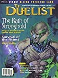 img - for Duelist Trading Card Game Magazine #23 (March 1998) book / textbook / text book