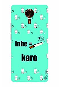 Noise Inhe Karo Printed Cover for Micromax Canvas Xpress 2 E313