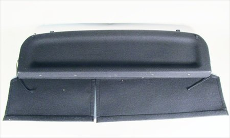 Genuine Nissan Accessories 79910-EM00A Black Hatchback Cargo Area Cover (Nissan Rear Cargo Cover compare prices)