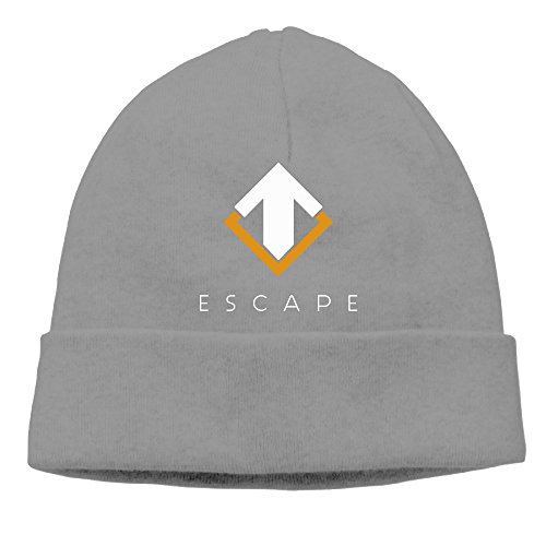 Laua Funi-5 Escape Gaming Fashion Beanies Unisex Skull Cap&Hat DeepHeather