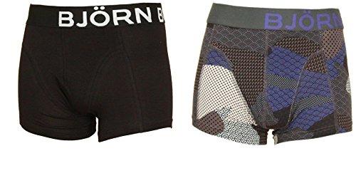 2-paar-bjorn-borg-short-shorts-kontrast-camo-schwarz