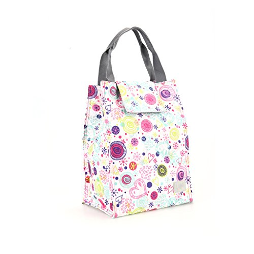 Waterproof Insulated Lunch Bag Ice Pack Picnic Lunch Box