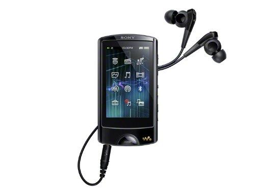 SONY ウォークマン Aシリーズ [メモリータイプ] 64GB ブラック NW-A867/B