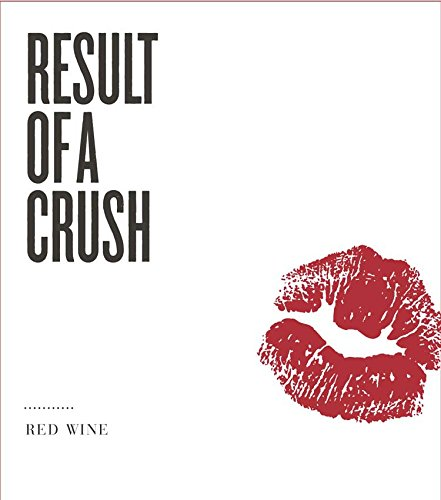 2012 Result Of A Crush Red Wine 750 Ml