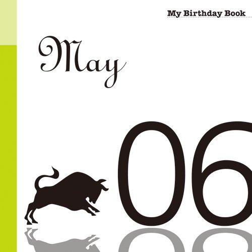 5月6日 My Birthday Book