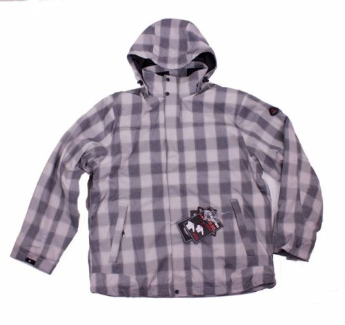 Killtec Warrigal Checker 3in1 Doppeljacke Herren XXL-4XL, cement, XXL günstig bestellen