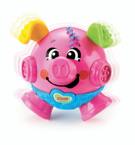 Bounce & Giggle - Pig - 1