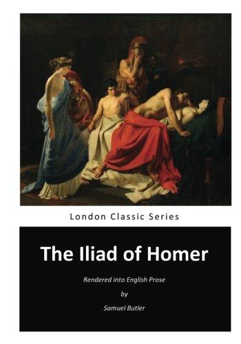 Iliad Characters
