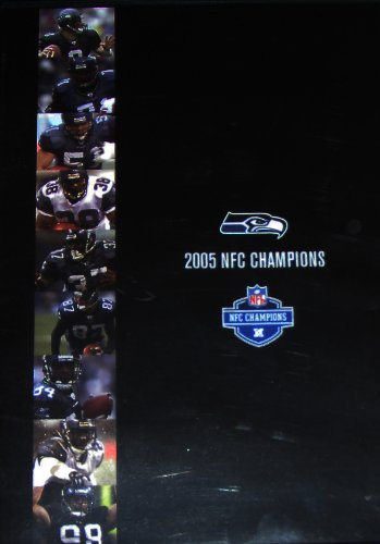 NFL Seattle Seahawks NFC Champions (Nfc Champions Dvd compare prices)