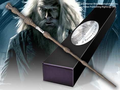 ハリーポッター 1/1スケール魔法の杖レプリカ アルバス・ダンブルドアver.2