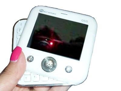 Micromax Bling Q55 (Pearl White)