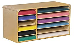 Korners for Kids 272176 Tabletop Paper Storage, 15\