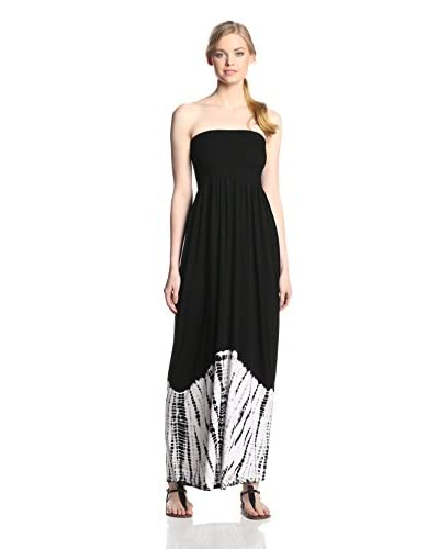 Karen Kane Women's Smocked Maxi Dress