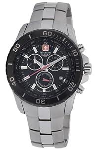 Swiss Military Hanowa Men's 06-5148-04-007 Marine Officer Chronograph Watch