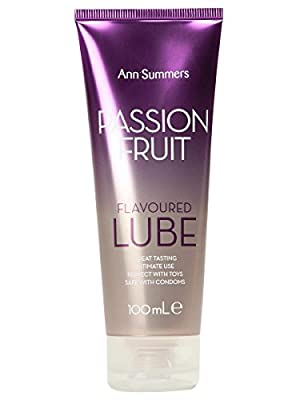 Ann Summers Juicy Lube Passionfruit 100ml Massage Lotion Lubricant Gel Enhance