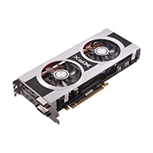 New XFX TECHNOLOGIES FX-787A-CDFC New FX787ACDFC XFX Video Card FX-787A-CDFC HD 7870 Double D HD 2GB DDR5 256B PC
