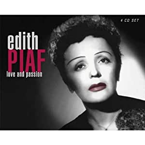 Edith Piaf Love Amp Passion Amazon Com Music