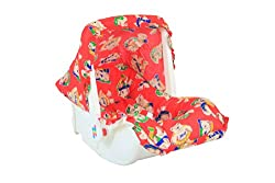 Infanto Babylove Carry Rocker Deluxe (Red)