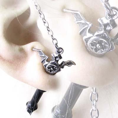 Ruthven Cross Earring