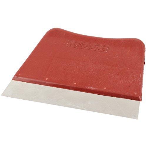 red-de-plastico-lamina-del-acero-inoxidable-de-155-cm-ancho-masilla-raspador-removedor
