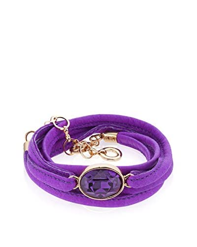 Balu Joiás Braccialetto Wrappers Violetto