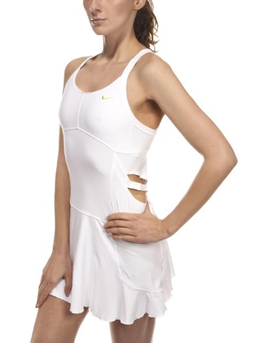 Nike Womens Tennis Dress White 10/12