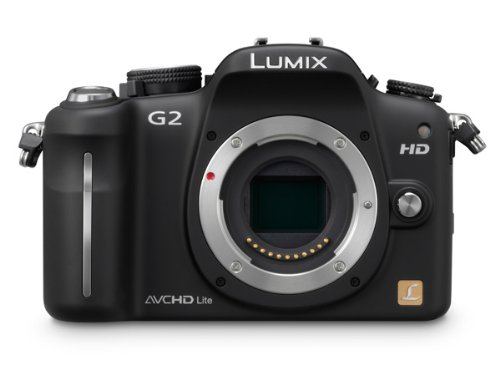 Panasonic Lumix G2 12.1MP Compact System Camera 