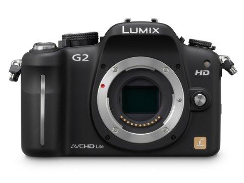 Panasonic Lumix G2 12.1MP Compact System Camera