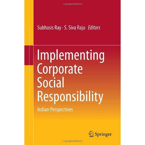 Implementing Corporate Social Responsibility: Indian Perspectives