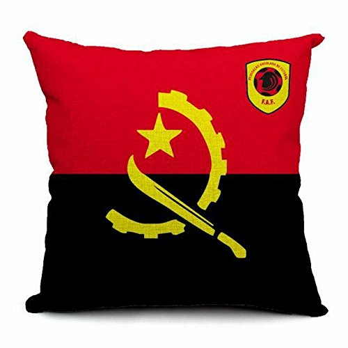 Angola Flag Color Meaning