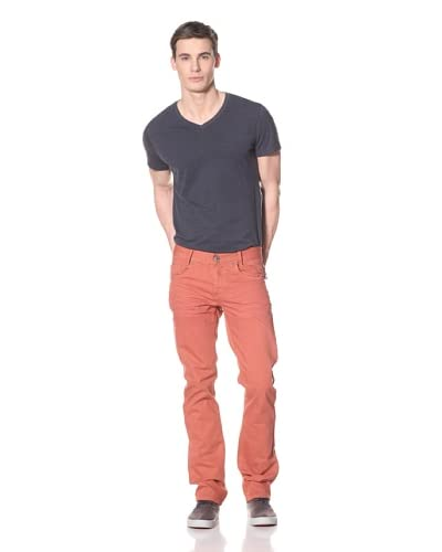 Fresh Men's Colored Straight Leg Jeans