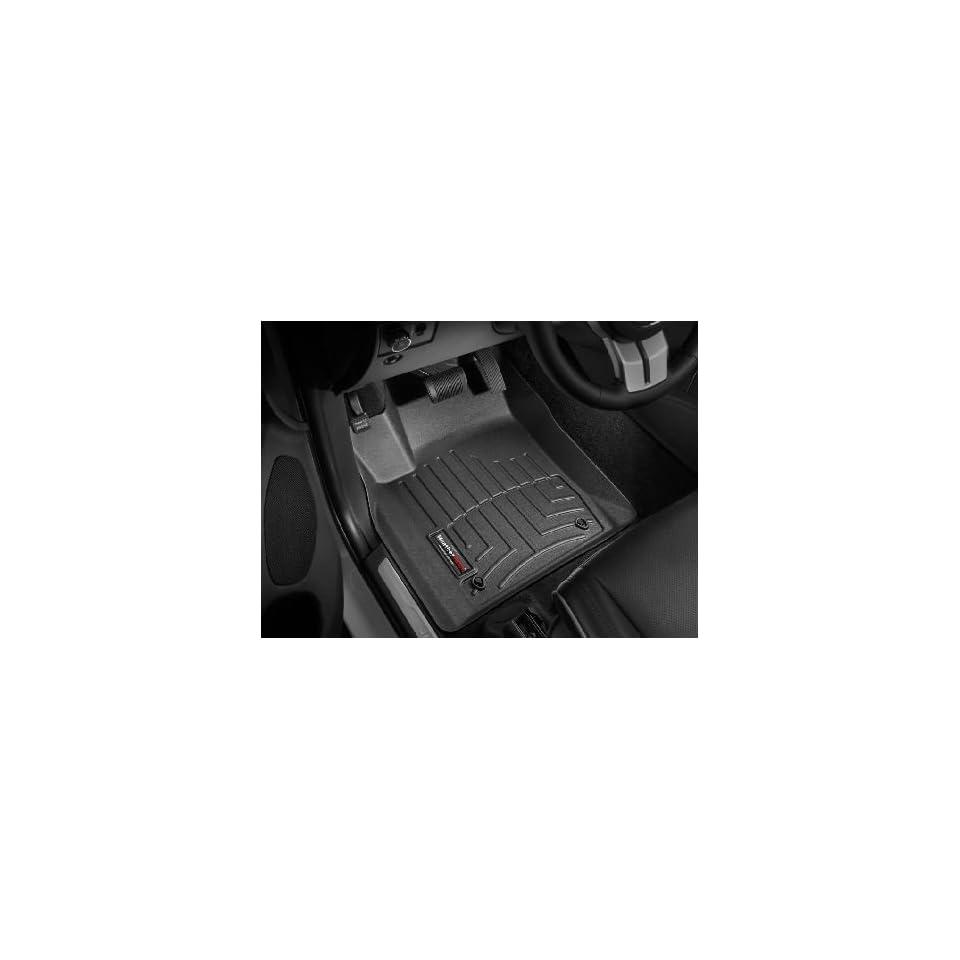 2011 2012 Jeep Grand Cherokee Black WeatherTech Floor Liner (Full Set)