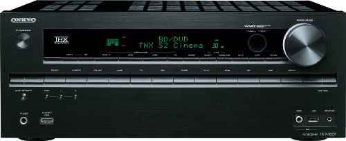 Onkyo TX-NR609 7.2 Channel Network THX Certified A/V Receiver