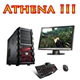 Athena G3 Ultimate Computer System, Intel Core i5 i5-4440 3.10,1TB Hard Drive, 8GB DDR3 Memory,Windows 7 64bit... by Computer Center