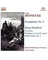 Symphonie n° 1 / König Manfred (extraits)