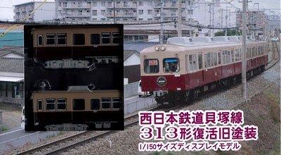 nishi-nippon-railroad-313-form-resurrected-the-old-paint-2-car-set