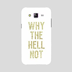 Back cover for Samsung Galaxy E7 why the HELL not