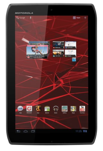 Motorola Xoom 2 Media Edition 8.2 inch 16GB Android Tablet (Wi-Fi Version)