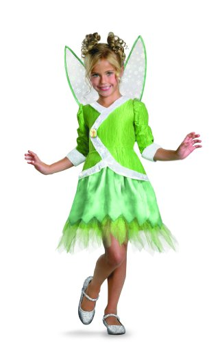 Disguise Disney Secret Of The Wings Tinker Bell Deluxe Costume