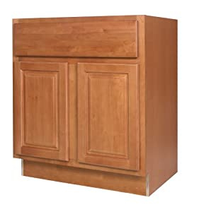 All Wood Cabinetry Vsb3021 Wcn 30 Inch Wide By 32 1 2 Inch