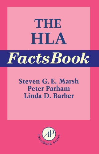 The HLA FactsBook, by Steven G.E. Marsh, Peter Parham, Linda D. Barber