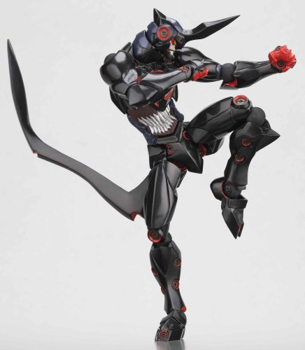 Tengen Toppa Gurren Lagann Kaiyodo Revoltech Super Poseable Action Figure Lazengann
