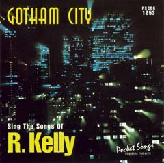 Gotham City (Acapella) - R  Kelly Lyrics Download Mp3