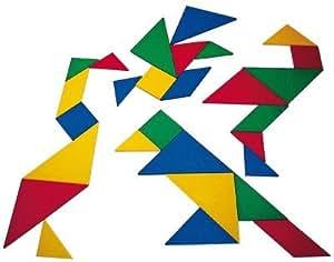 4 Tangrams - PALKAR