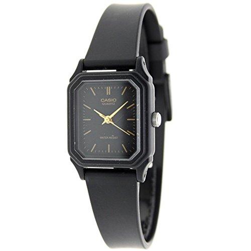 b71e655497f0 CASIO LQ-142-1ED – Reloj de mujer analógico – Esfera negra
