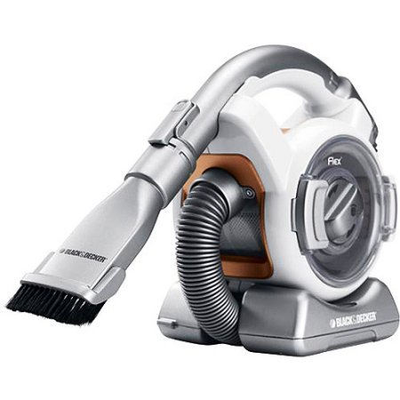 Black & Decker Flex Cordless Mini Canister Hand Vac FHV1200 (Shark Cordless Hand Vac compare prices)