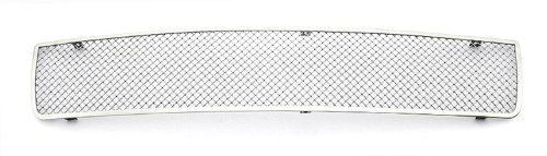 APS C76003T Polished Grille Replacement for select Chevrolet Caprice Models (92 Chevy Caprice Grill compare prices)