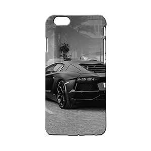 BLUEDIO Designer 3D Printed Back case cover for Apple Iphone 6/ 6s - G0578