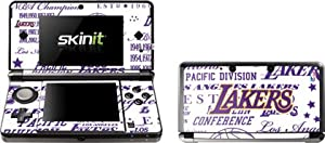 NBA - Los Angeles Lakers - LA Lakers Historic Blast - Nintendo 3DS - Skinit Skin by Skinit